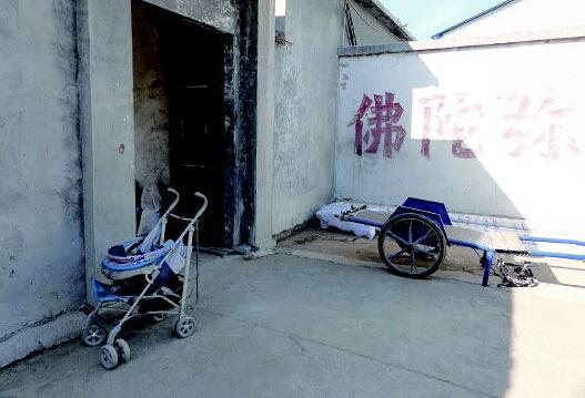青州圆觉寺收养十多名弃婴