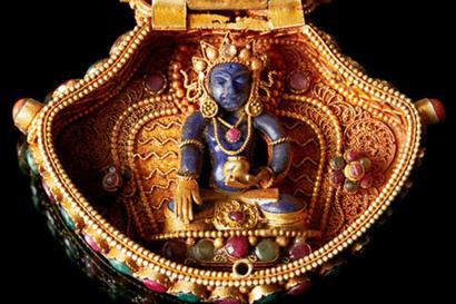 神秘的藏传佛教法器 供养诸佛的无上法宝