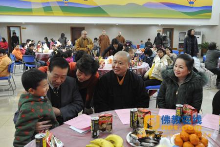 上海儿童福利院师生