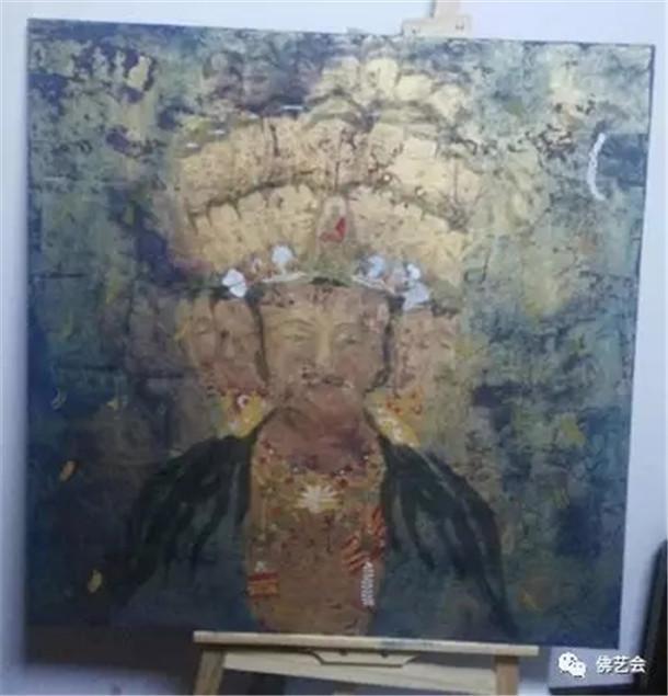 """论坛演讲论文 ——关于中国绘画艺术国际化的思考和探索首届""""一"""