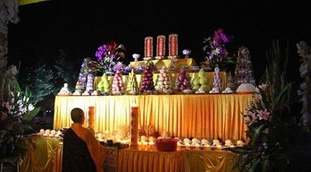 法会—广东梅州千佛塔寺隆重举行大悲祈福法会