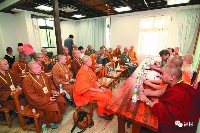 中国佛教协会首访台湾大学 直探生命教导-港澳台教界内容