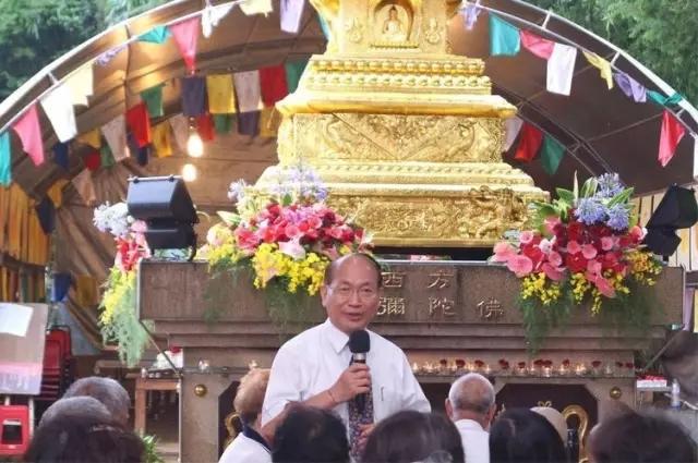 世界和平吉祥塔台湾安奉九周年庆活动隆重举行-港澳台教界内容