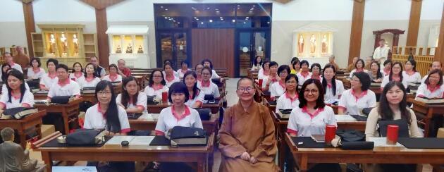 马来西亚生命教导研习团到台湾佛光山取经教导之道-港澳台教界内容