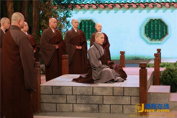 高僧传为本 深入智者大师修行世界