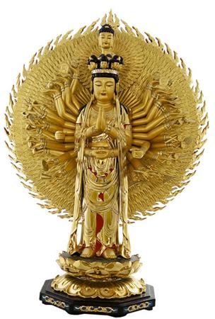 供应千手观音像-招聘-佛教在线