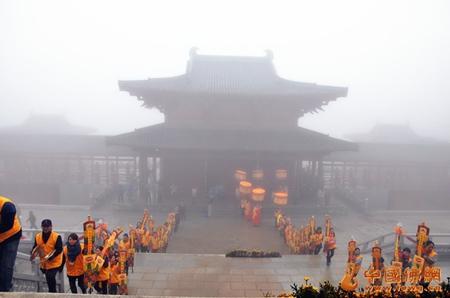 世界佛教年会筹备会在重庆南川金佛寺圆满举行