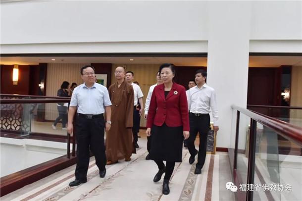 在莆田悦华酒店调研论坛场务环境