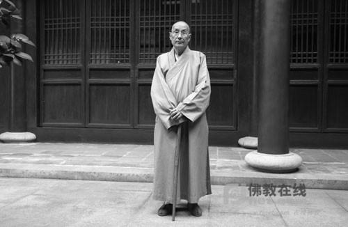 佛门耆宿无相长老在祥符禅寺安详示寂 世寿92岁