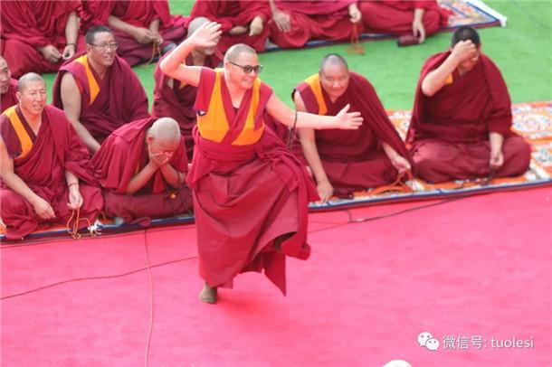 青海省海南州第十五届藏传佛教寺院因明学答辩会圆满闭幕