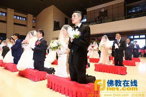 01-15 台湾法鼓山世界佛教教育园区预期2017年举行佛化联合婚礼