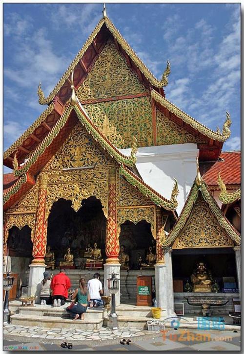 泰国寺院风景-图片-佛教在线