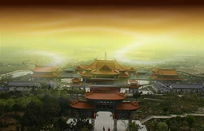 云南大理崇圣寺2006年7月12日开光大典专题报道