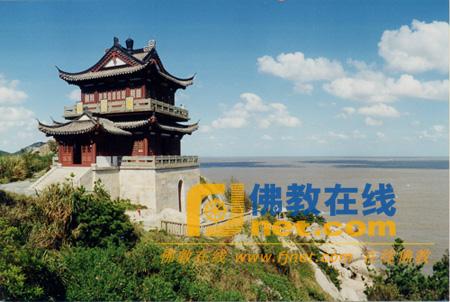 浙江省立法保护普陀山风景名胜区(图)