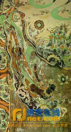 社会资讯_敦煌飞天:佛教的娱乐与世俗歌舞(图)-文化艺术长期-佛教在线