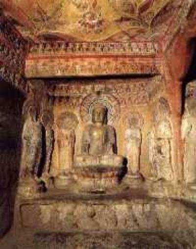 文化艺术 文化艺术内容  佛教在线河北讯 响堂山石窟位于邯郸市峰峰
