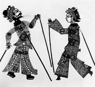 皮影——最早走出国门的戏曲艺术(图)图片