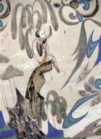 敦煌壁画里跨越千年的猴子形象图片