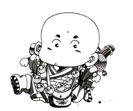 走不回来的小和尚 闫秀勇