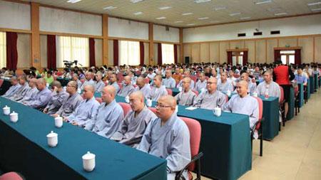 陕西宗教界召开中国梦三个陕西建设主题宣讲报告会